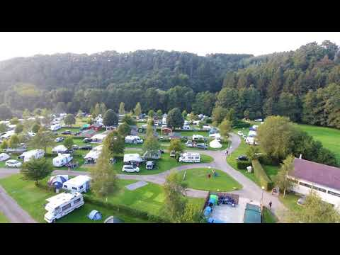 Camping Spa d'Or in de Ardennen