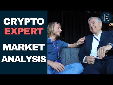 CRYPTO MARKET ANALYSIS | PRIERRE NOIZAT CEO of CRYPTO EXCHANGE PAYMIUM [ENG]
