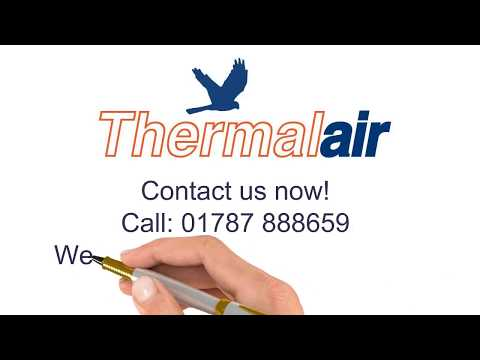 Air conditioning services in Norfolk and Suffolk services Video by Thermal Air Ltd.