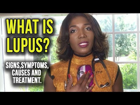 What Is Lupus? Signs, Symptoms and Treatment