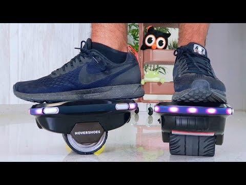 LOS ZAPATOS ASESINOS DEL FUTURO!! Hover Shoes