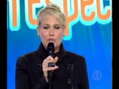 ESPIRITISMO - TV XUXA - DOM ESPECIAL - PINTURA MEDIUNICA - LIVIO BARBOSA - PARTE 1 DE 2