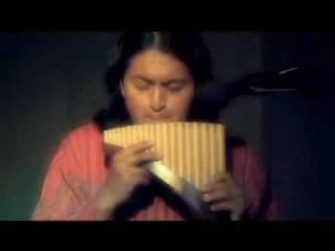 música filme Ghost  tocada em gaita /  music of the Ghost movie touched in peruvian gaita