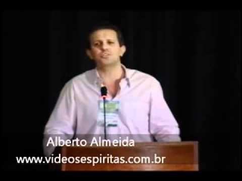 """Alberto Almeida - Terapia Espírita do amor e a poesia """"Foi Deus, Foi Deus, Foi Deus""""."""