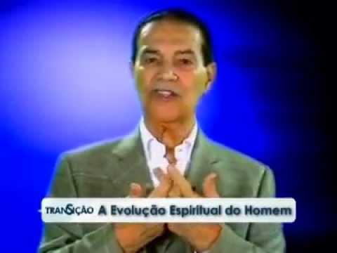 """Vídeo Divaldo Franco fala sobre """"A evolução espiritual do homem"""""""