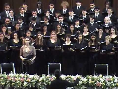 'Magnificat - Aleluia'  Villa-Lobos