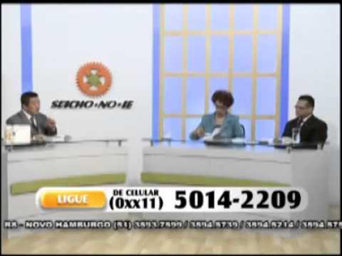 01/02/2013 - PROGRAMA SEICHO-NO-IE NA TV - Construa um destino feliz