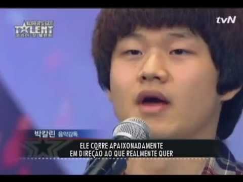 Choi Sung-Bong o Paul Potts coreano (legendado PT-BR)