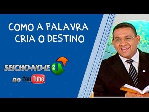 06/05/2014 - SEICHO-NO-IE NA TV - Como a palavra cria destino