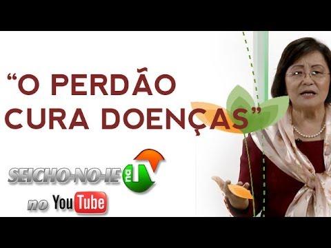 22/11/2013 - SEICHO-NO-IE NA TV - O perdão cura doenças