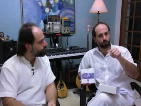 Apresentação - Frequências de cura - 7 chakras MMSORGE