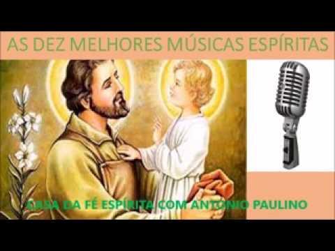 Vídeo com as 10 MELHORES MUSICAS ESPÍRITAS !