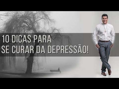 VÍDEO-AUTO-AJUDA: 10 dicas para se CURAR da DEPRESSÃO !