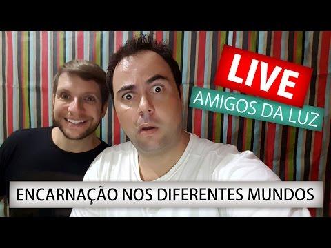 Vídeo-Humor : ENCARNAÇÃO NOS DIFERENTES MUNDOS !