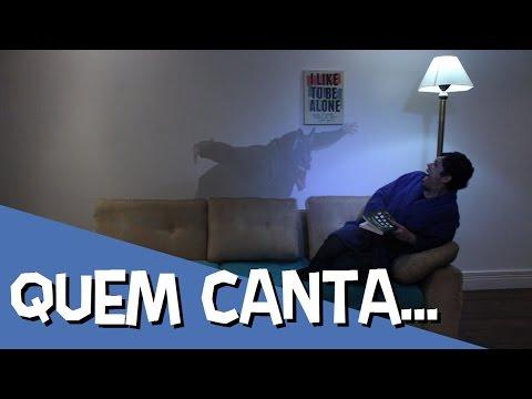 QUEM CANTA... - ESPIRITISMO E HUMOR