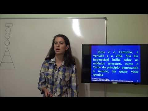 Claudia - Interpretação dos Textos Sagrados - CVV Introdução