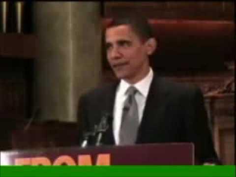 Barack Obama Mocks Jesus Christ