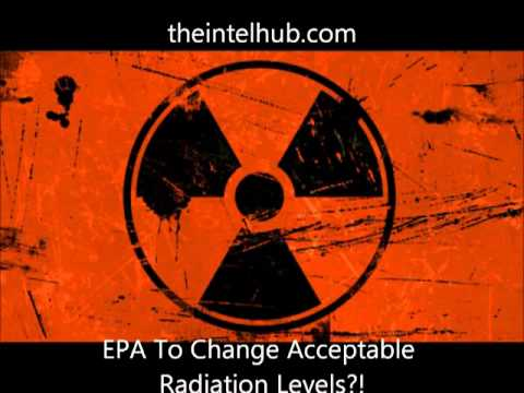 HEALTH ALERT: EPA Set To Increase Radioactive Release Guidelines