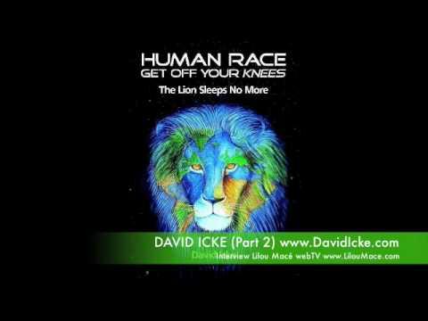 The Moon Matrix and the Reptilians - David Icke Part 2/6
