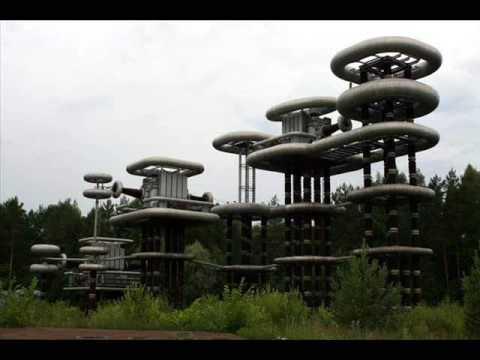 Giant Tesla Coils in Russia!!! Marx Generators for testing insulators
