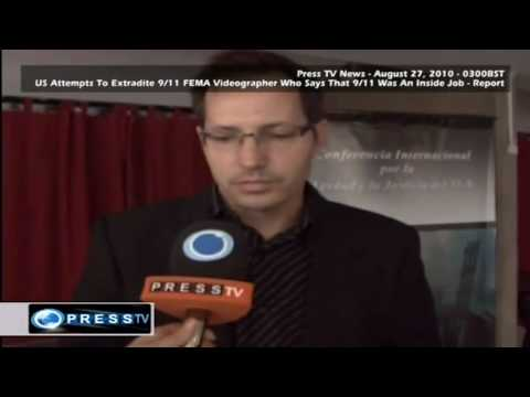 US Attempts To Extradite 9/11 FEMA Videographer From Argentina