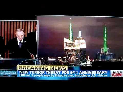 Possible Terror Threat @ CNN_08-09-11