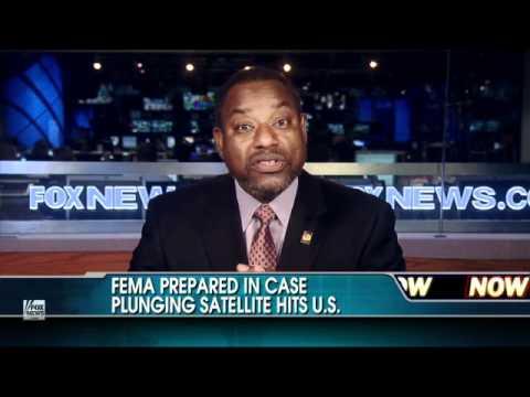 FEMA Prepared In Case Plunging Satellite Hits U.S. - Fox News - Sep. 21