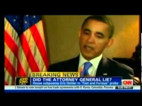 How Did Obama Know About 'Fast And Furious' Before Holder?