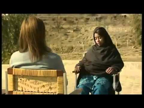 INTERVIEW WITH 13YR OLD GIRL TRAINED BY FAMILY AS SUICIDE BOMBER