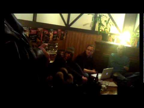 Facilitator meeting busted up at Occupy Toronto.wmv