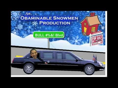 A Barack Obama Christmas Carol (It's Beginning to Look a Lot Like One Term)