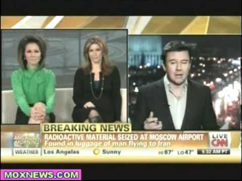 Radioactive Material Seized At Moscow Airport