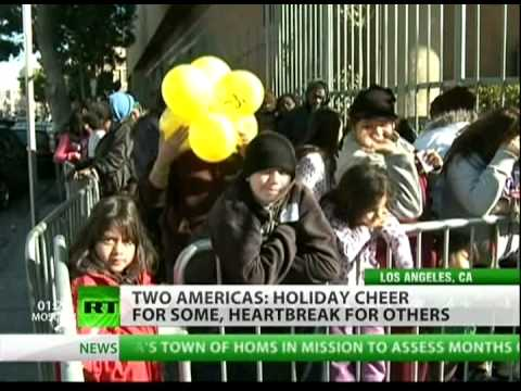Americans Hungry During the Holidays
