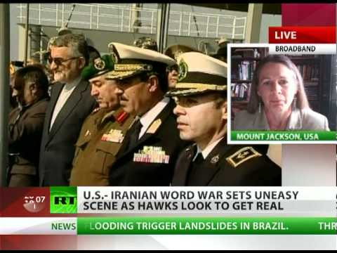 US to Occupy Persian Gulf? 'Iran is not a sitting duck!'