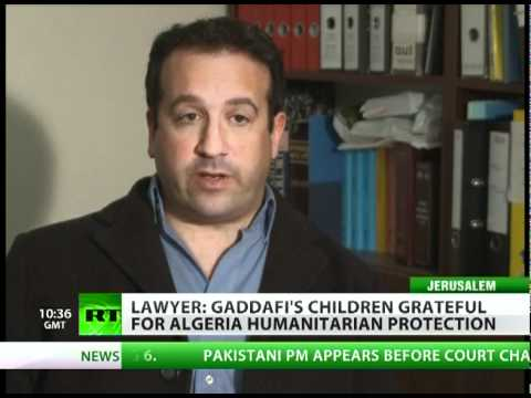 Answering for Gaddafi brutal murder: RT talks to his daughter's lawyer