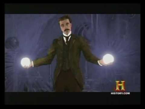 Nikola Tesla - Mad Electricity part 5 of 5