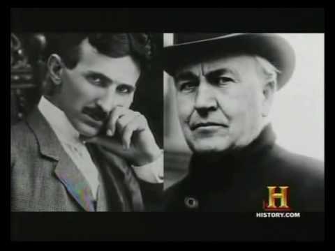 Nikola Tesla - Mad Electricity part 2 of 5