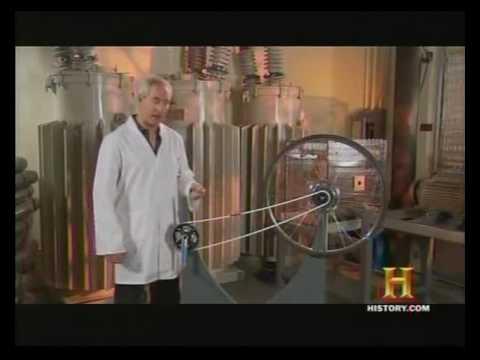 Nikola Tesla - Mad Electricity part 3 of 5