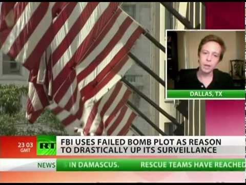 FBI wants more surveillance power
