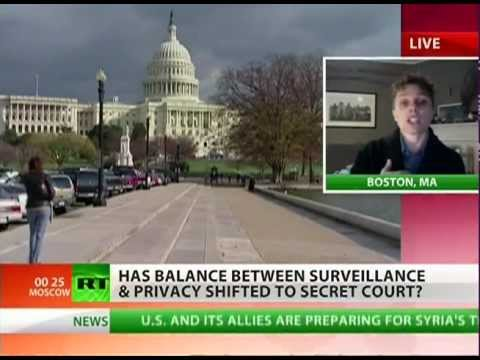 Total surveillance: Thousands of secret court orders allow government to spy on Americans