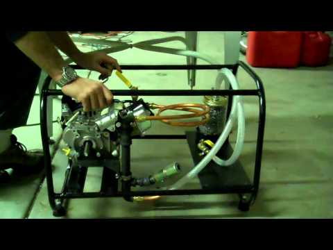 TheGEETGuys proves using water as fuel in GEET Reactor