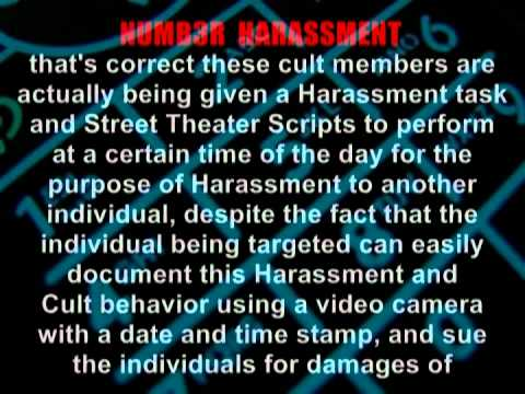 Organized Gang Stalking Technological Harassment 3 Step Terror Program Explained And Exposed!