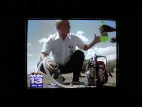 Paul Pantone with GEET in Albuquerque
