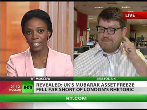 Clash over Cash: UK safeguard for Mubarak regime money?
