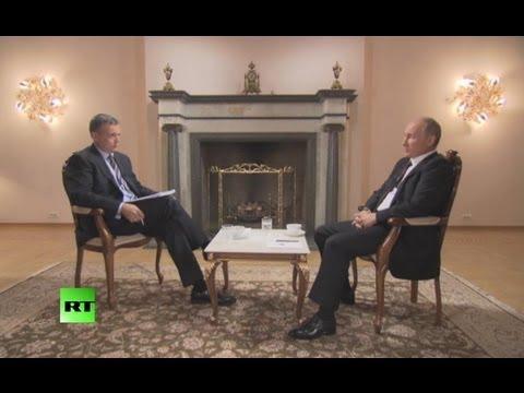 Putin: Assange case exposes UK double standards (Exclusive Interview)