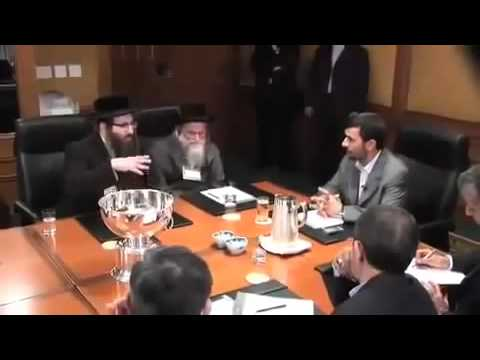 Israeli leaders meet Mahmoud Ahmadinejad in NYC