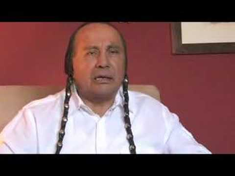 Russell Means Pt 1 Lakota declares its Sovereignty