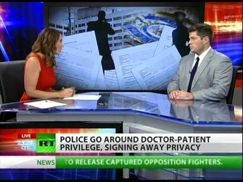 Sarasota Sheriff wants doctors to have patients sign away their rights