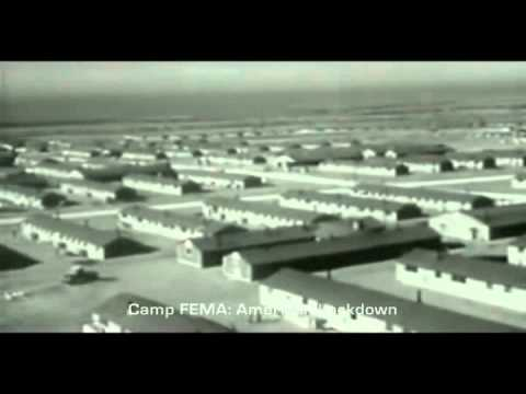 Are FEMA Concentration Camps and Martial Law Coming Soon to America? (Part 1 of 2)