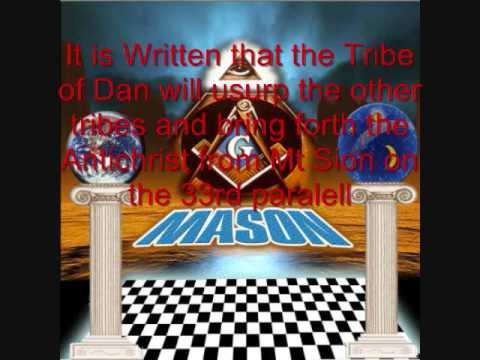 The Secret of the 33rd Degree of Freemasonry & Illuminati Bloodlines- Lucifer WW3 Tribe of Dan